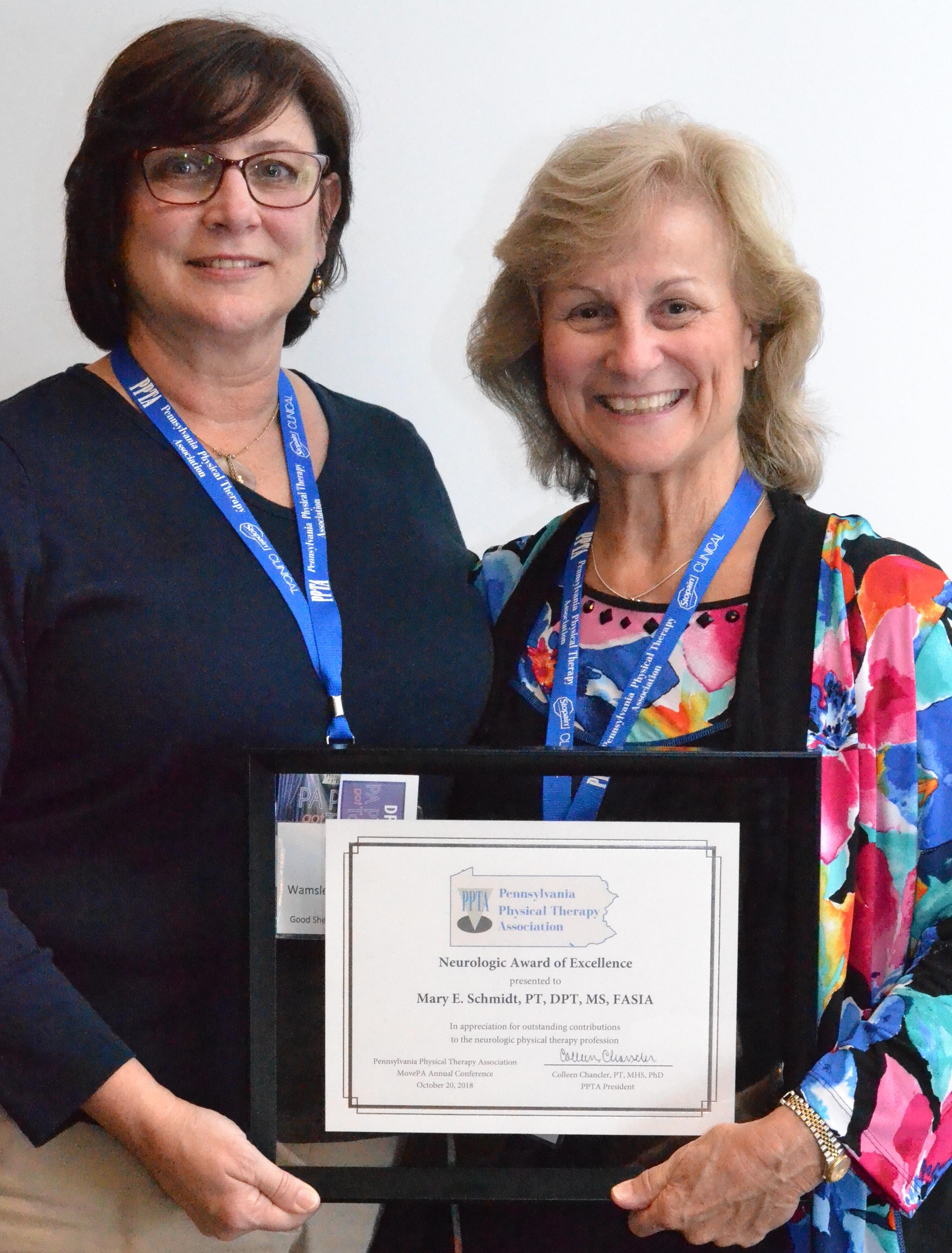 2018 PPTA Award Winners